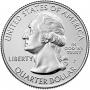 2020 Tallgrass Prairie National Preserve Quarter Coin - P or D Mint - BU