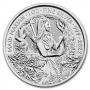 2022 Great Britain 1 oz Silver Myths and Legends: Maid Marian BU