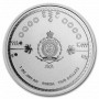 2021 Niue 1 oz Silver $2 Sonic the Hedgehog 30th Anniversary Coin - Gem BU