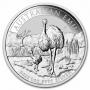 2021 1 oz Australian Silver Emu - Gem BU