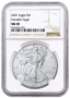 2021 1 oz American Silver Eagle Coin - Type 1 - NGC MS-69