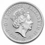 2022 1 oz Great Britain Silver Britannia Coin - Gem BU