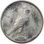 1922-D Peace Silver Dollar Coin - Brilliant Uncirculated (BU)