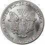 1986 1 oz American Silver Eagle Coin - Gem BU
