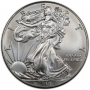 2014 1 oz American Silver Eagle Coin - Gem BU
