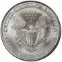 1999 1 oz American Silver Eagle Coin - Gem BU