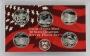 2006 U.S. State Quarter Silver Proof Coin Set