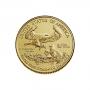 1/4 oz American Gold Eagle Coin - Random Date - Gem BU