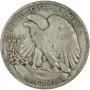 1916-1947 20-Coin 90% Silver Walking Liberty Half Dollar Roll - Avg. Circ.